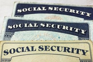 Số an sinh xã hội cần có cho người định cư mỹ